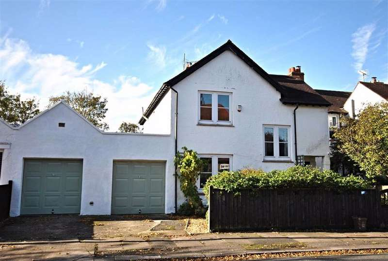4 Bedrooms Semi Detached House for sale in Spinney Hill