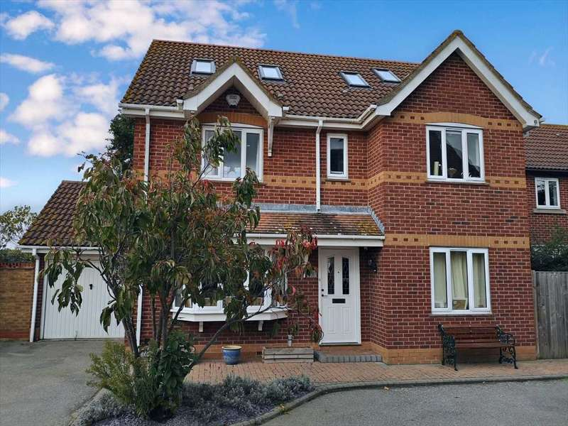 6 Bedrooms Detached House for sale in Tokely Road, Frating, Colchester