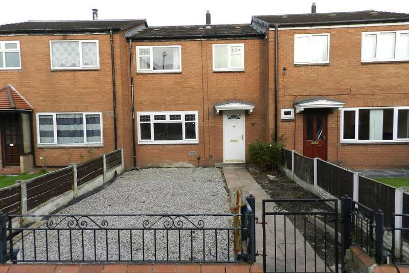 3 Bedrooms Mews House for sale in Tyrer Walk, Lowton, WA3 2LW