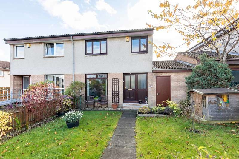 3 Bedrooms Semi Detached House for sale in Echline Drive, South Queensferry, Edinburgh, EH30 9UX