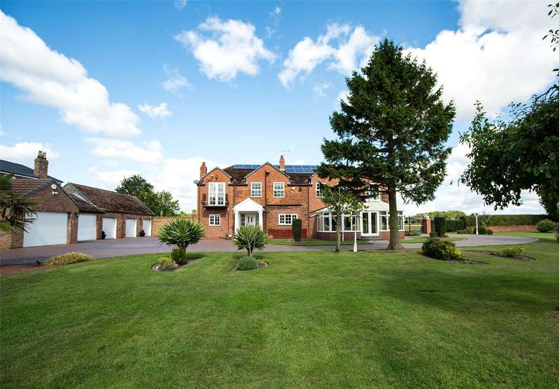 6 Bedrooms Detached House for sale in Howden Dyke Road, Howden, DN14