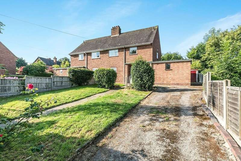 3 Bedrooms Semi Detached House for sale in Clay Green, Alfrick, Worcester, WR6