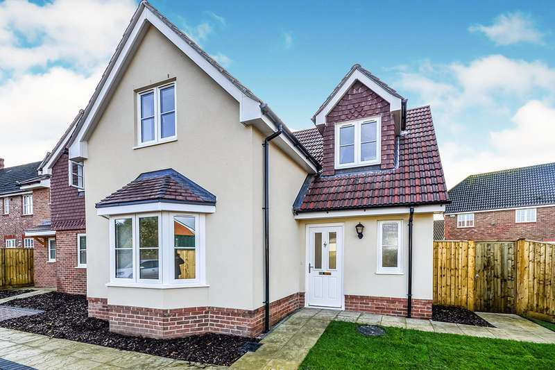 2 Bedrooms Detached House for sale in Romill Close, West End, Southampton, Hampshire, SO18