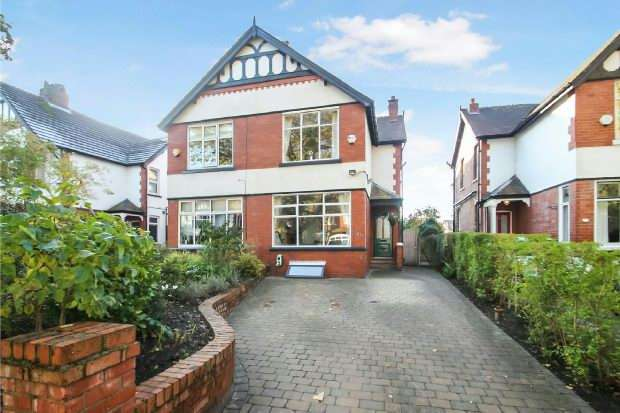 4 Bedrooms Semi Detached House for sale in Princes Road, Sale
