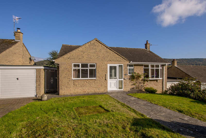 2 Bedrooms Detached Bungalow for sale in Haddon Drive, Bakewell