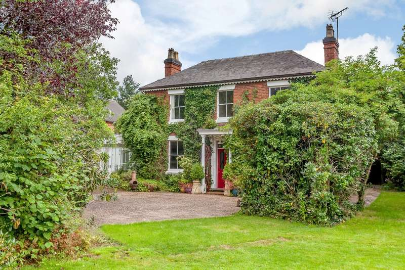 4 Bedrooms Detached House for sale in Bramshall Road, Uttoxeter