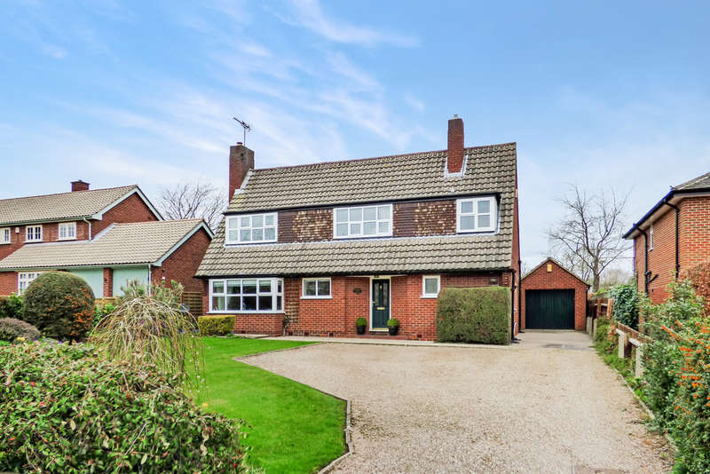 4 Bedrooms Detached House for sale in Chestnut Way, Repton