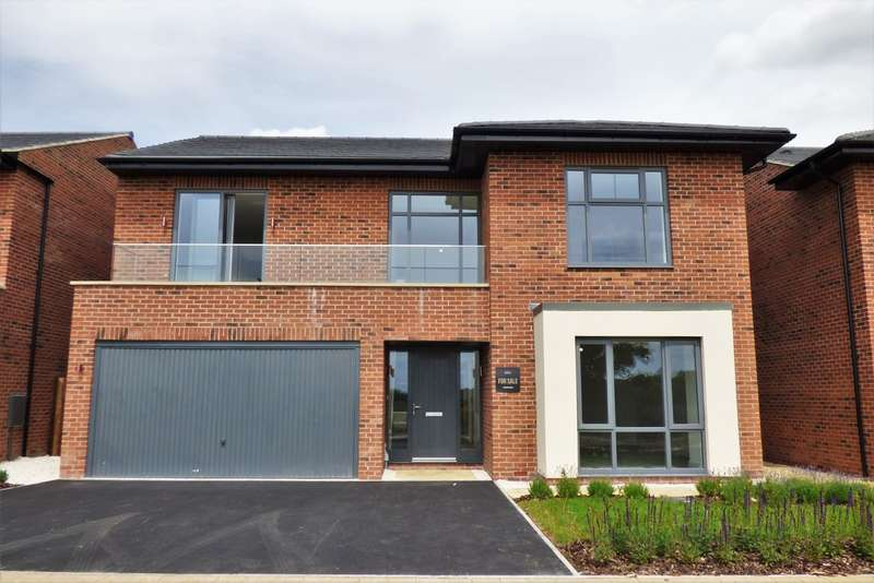 5 Bedrooms Detached House for sale in High Street, Linton, Derbyshire