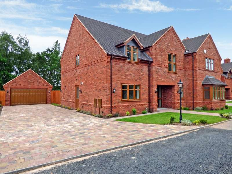 5 Bedrooms Detached House for sale in Chaseley Drive, Aldridge