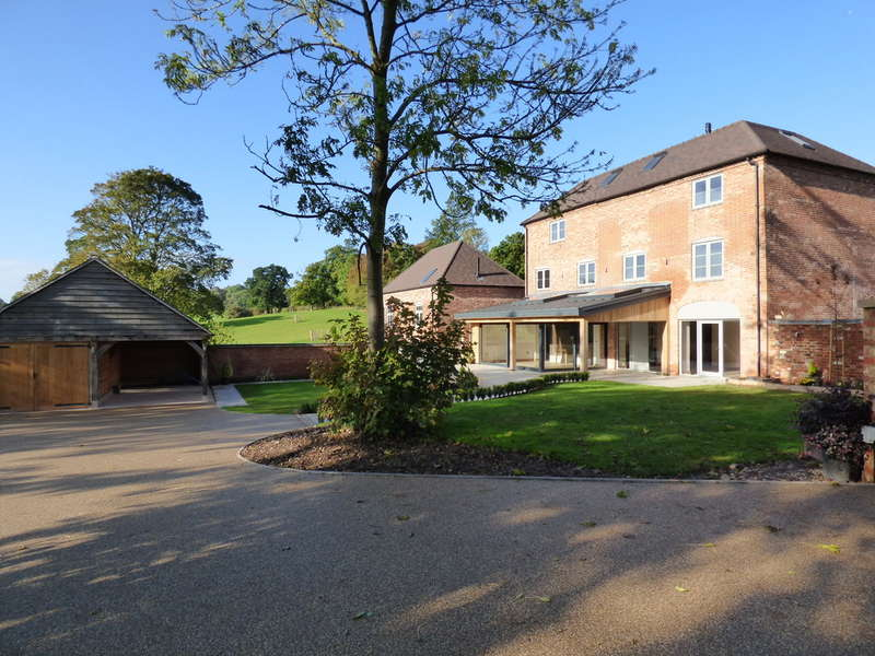 5 Bedrooms Unique Property for sale in Newchurch, Burton-on-Trent