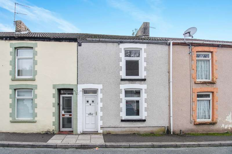 2 Bedrooms Terraced House for sale in Pennant Street, EBBW VALE, NP23