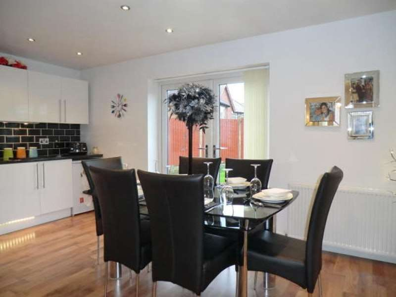 3 Bedrooms Semi Detached House for sale in Oakhill Road, Wheatley Hills, Doncaster, South Yorkshire, DN2