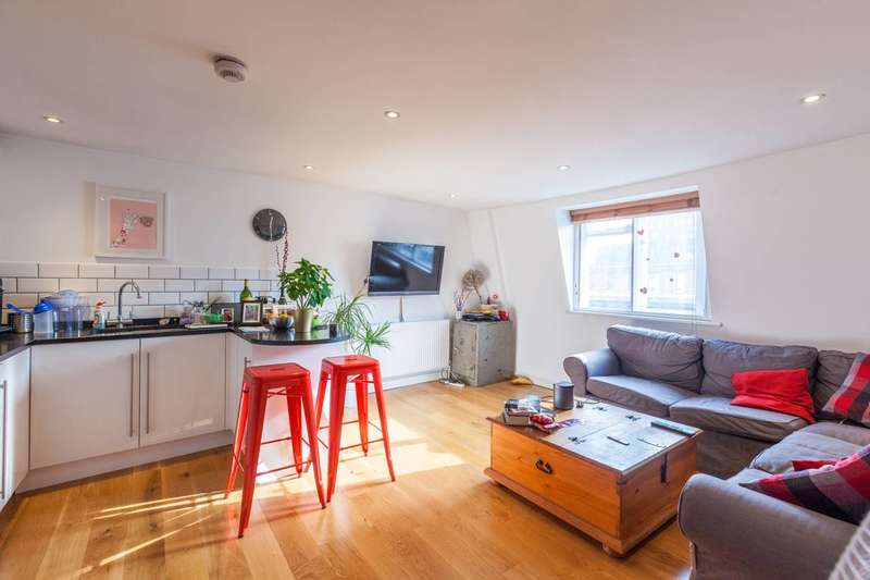 2 Bedrooms Flat for sale in Whitechapel Road, Whitechapel, E1