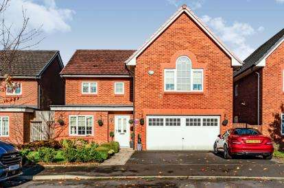 4 Bedrooms Detached House for sale in Boothdale Drive, Audenshaw, Manchester, Greater Manchester