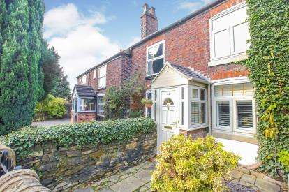 2 Bedrooms Terraced House for sale in Bredbury Green, Romiley, Stockport, Cheshire