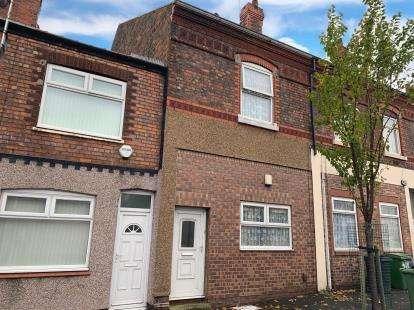 4 Bedrooms Terraced House for sale in Price Street, Birkenhead, Merseyside, CH41