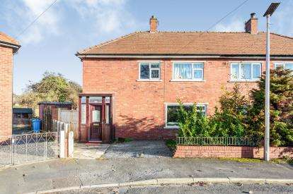 3 Bedrooms Semi Detached House for sale in Lawson Road, Lytham St Anne's, Lancashire, FY8