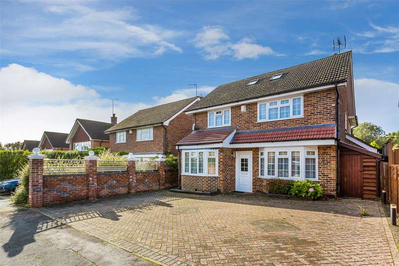 6 Bedrooms Detached House for sale in Swan Ridge, Edenbridge, Kent, TN8