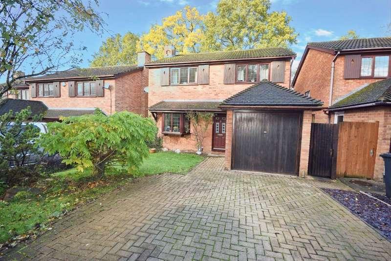 4 Bedrooms Detached House for sale in Chineham, Basingstoke, RG24
