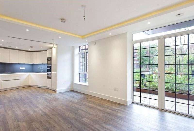 2 Bedrooms Flat for sale in Hampstead Reach Chandos Way Hampstead Garden Suburb NW11