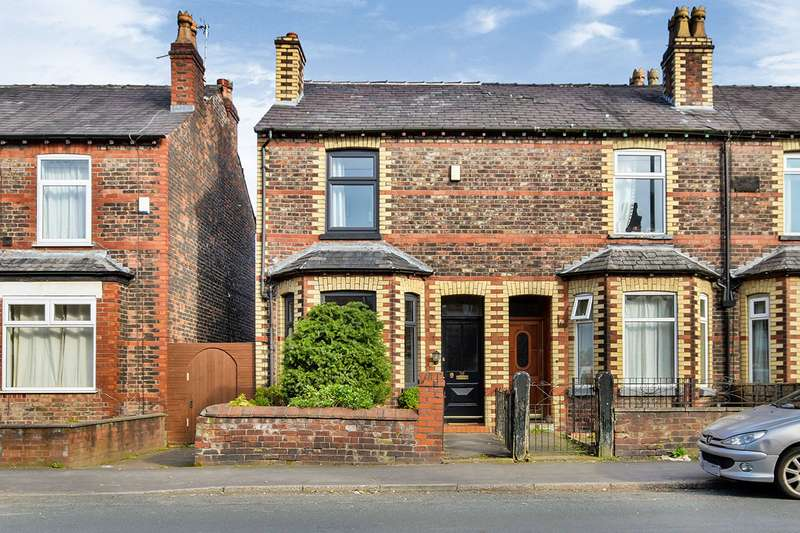 3 Bedrooms House for sale in Sinderland Road, Broadheath, Altrincham, Greater Manchester, WA14