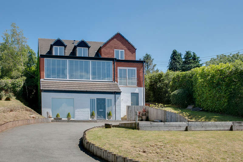 4 Bedrooms Detached House for sale in Birmingham Road, Lickey End, Bromsgrove, B61 0HJ