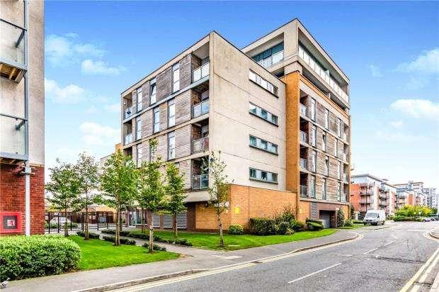 2 Bedrooms Apartment Flat for sale in Elmira Way, Salford, Salford