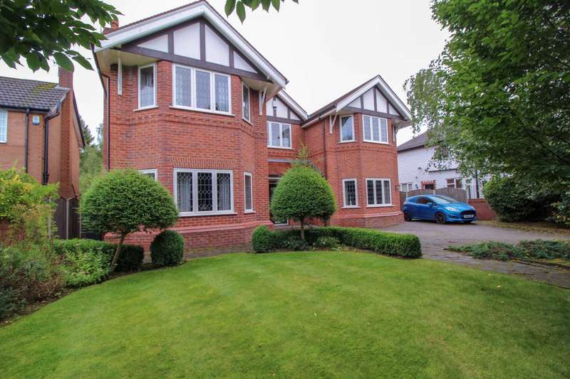 6 Bedrooms Detached House for sale in ST MICHAELS, Bramhall