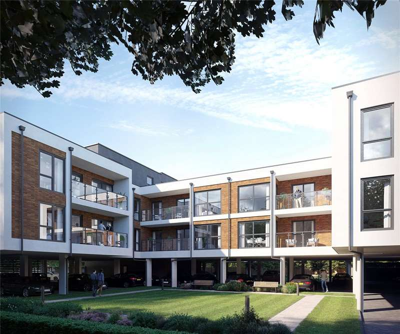 2 Bedrooms Flat for sale in Oldfield Road, Maidenhead, Berkshire, SL6