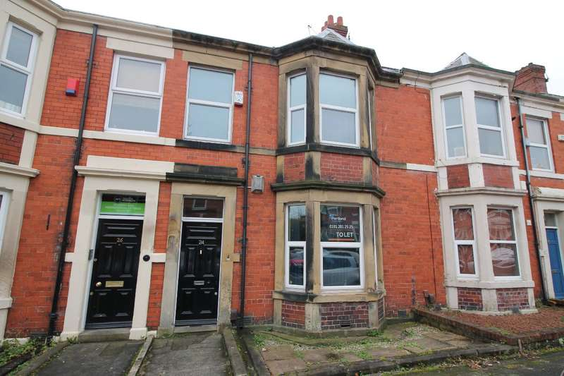 8 Bedrooms Terraced House for rent in Mayfair Road, West Jesmond, Newcatle upon Tyne
