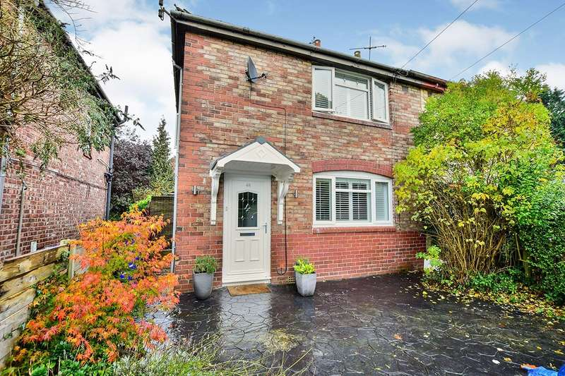3 Bedrooms Semi Detached House for sale in Parkville Road, Manchester, Greater Manchester, M20