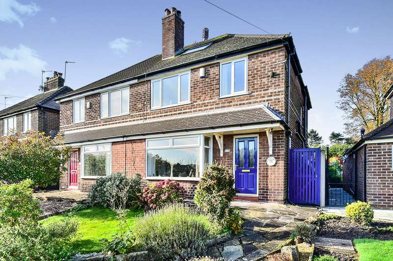 4 Bedrooms Semi Detached House for sale in Fieldbank Road, Macclesfield, Cheshire, SK11
