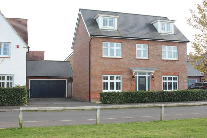 5 Bedrooms Detached House for sale in Hardys Road, West Monkton