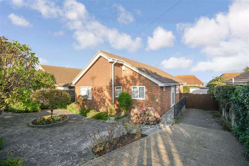 3 Bedrooms Detached Bungalow for sale in Castle Avenue, Broadstairs, Kent