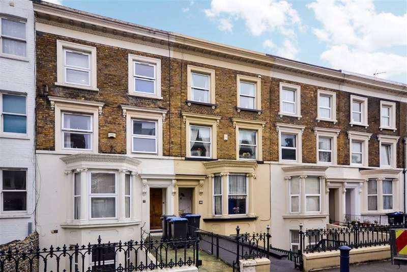 4 Bedrooms Terraced House for sale in Grange Road, Ramsgate, Kent