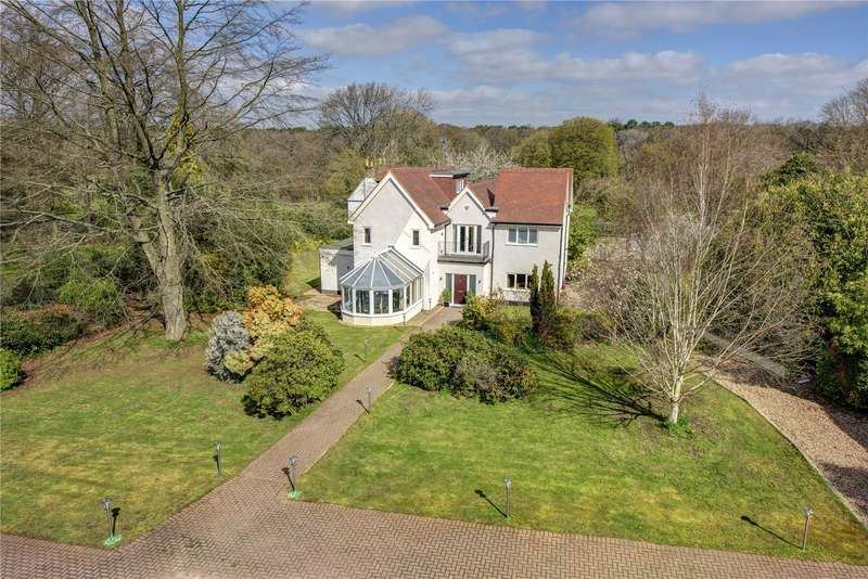 6 Bedrooms Detached House for sale in Penmans Green, Kings Langley, Hertfordshire, WD4