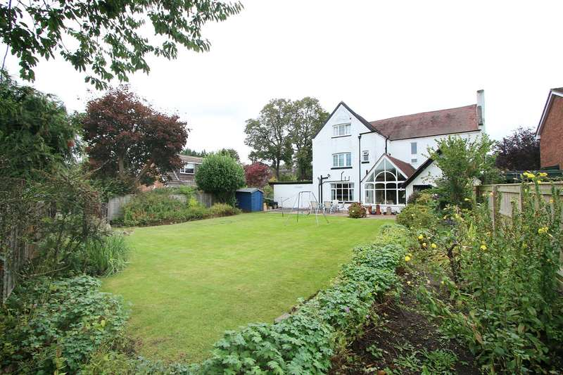 5 Bedrooms Detached House for sale in The Paddock, Pedmore, Stourbridge, DY9