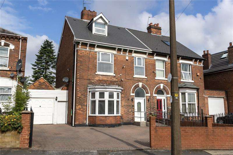 6 Bedrooms Detached House for sale in Holly Lane, Smethwick, West Midlands, B67