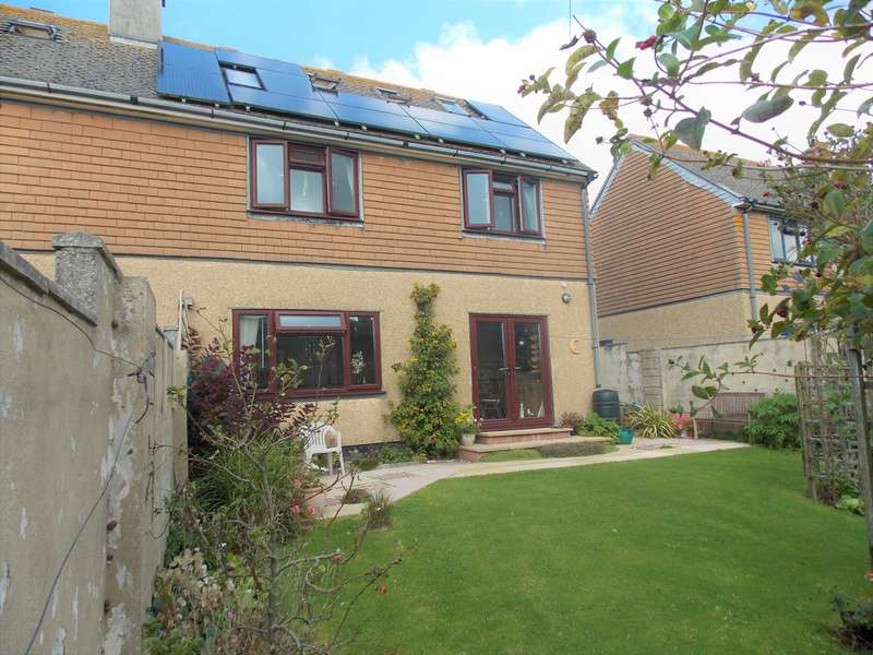 4 Bedrooms Semi Detached House for sale in Marazion