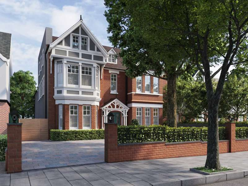 1 Bedroom Flat for sale in Corfton Road, Ealing