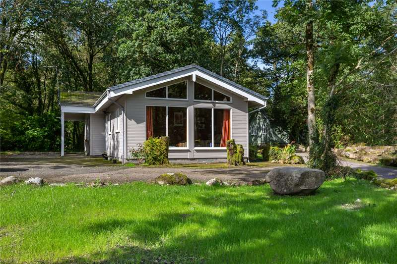 2 Bedrooms Detached House for sale in Lot 4 Oaktree Lodge, Tigh An Daraich Lodges, Taynuilt, Argyll and Bute, PA35
