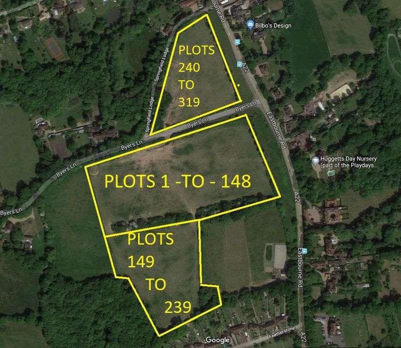 5 Bedrooms Property for sale in Byers Lane, Godstone