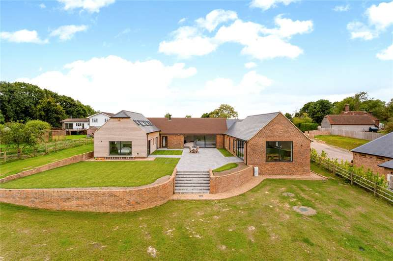 5 Bedrooms Detached House for sale in Badgers Mead Farm, Mayfield, East Sussex, TN20