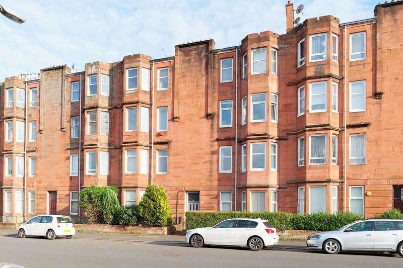 1 Bedroom Flat for sale in Midlock Street, Ibrox, Glasgow, G51 1SL