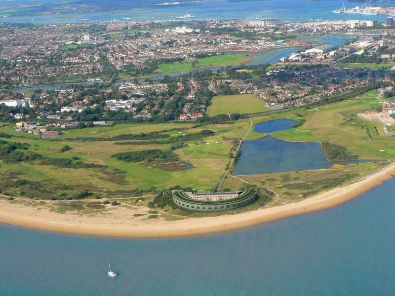 Plot Commercial for sale in Fort Road, Gosport, Hampshire, PO12