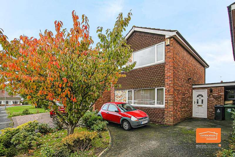 3 Bedrooms Link Detached House for sale in Daffodil Place, Orchard Hills, WS5 3DX