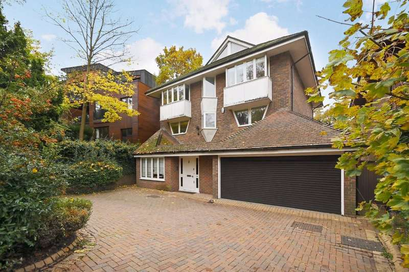 6 Bedrooms House for sale in West Heath Road, London, NW3