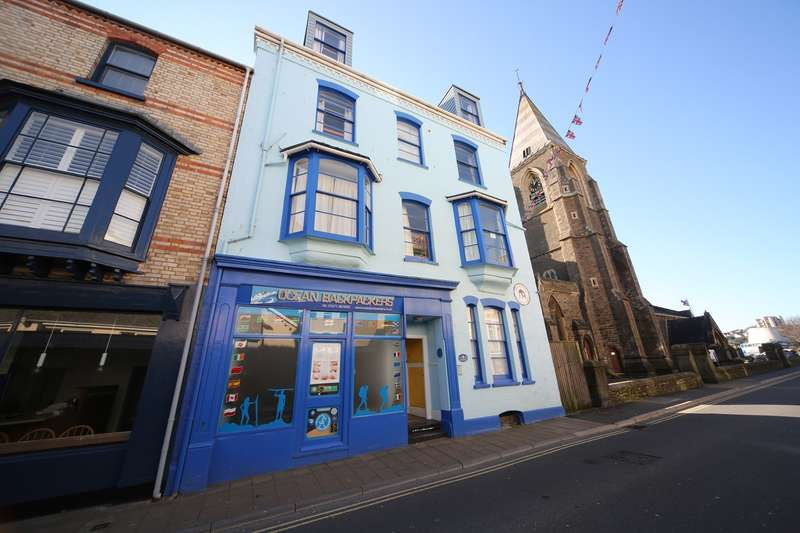 13 Bedrooms Commercial Property for sale in St James Place, Ilfracombe, EX34
