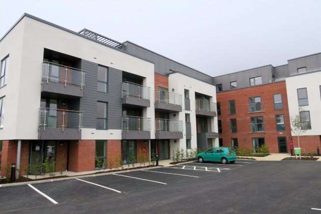 1 Bedroom Property for sale in Keeper Close, Taunton