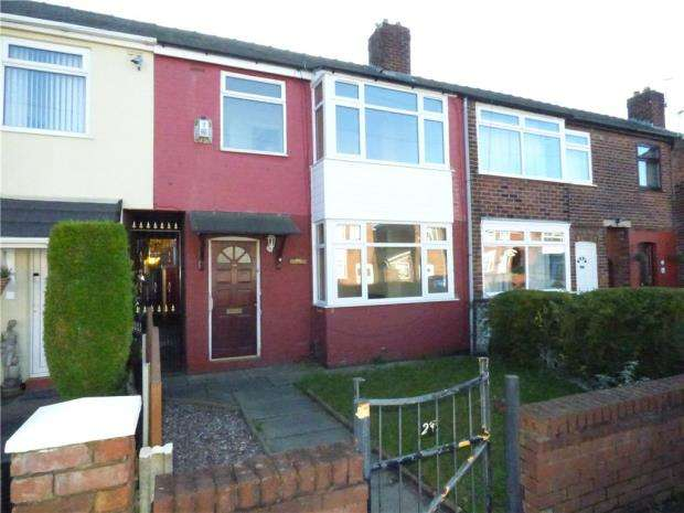3 Bedrooms Terraced House for sale in Crosby Avenue, Warrington, Cheshire
